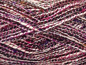 Fiber Content 50% Cotton, 36% Polyamide, 14% Viscose, White, Purple, Brand ICE, Fuchsia, Black, fnt2-59986