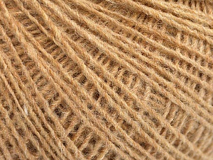 Fiber Content 50% Wool, 50% Acrylic, Brand ICE, Cafe Latte, fnt2-60008