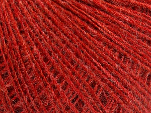 Fiber Content 50% Acrylic, 50% Wool, Tomato Red, Brand ICE, fnt2-60026