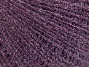 Fiber Content 50% Wool, 50% Acrylic, Lavender, Brand ICE, fnt2-60033