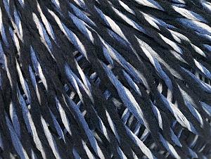 Fiber Content 60% Acrylic, 40% Wool, Brand ICE, Grey, Blue, Black, fnt2-60084
