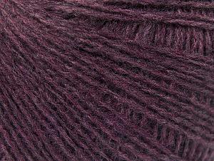 Fiber Content 50% Wool, 50% Acrylic, Purple, Brand ICE, Yarn Thickness 2 Fine  Sport, Baby, fnt2-60186