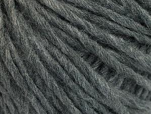 Fiber Content 100% Acrylic, Brand ICE, Grey, Yarn Thickness 4 Medium  Worsted, Afghan, Aran, fnt2-60226