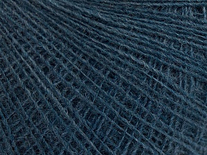 Fiber Content 50% Wool, 50% Acrylic, Jeans Blue, Brand ICE, fnt2-60341