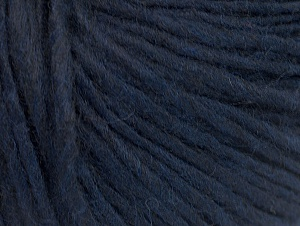 Fiber Content 100% Acrylic, Navy, Brand ICE, Yarn Thickness 4 Medium  Worsted, Afghan, Aran, fnt2-60347