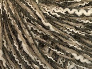Fiber Content 60% Acrylic, 40% Cotton, Brand ICE, Cream, Camel, Brown, fnt2-60351