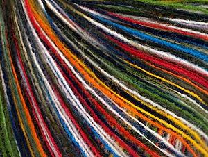 Fiber Content 100% Acrylic, Rainbow, Brand ICE, fnt2-60354