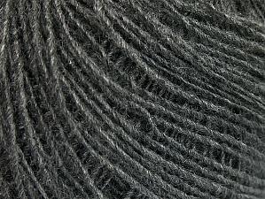 Fiber Content 100% Acrylic, Brand ICE, Grey, Yarn Thickness 2 Fine  Sport, Baby, fnt2-60437