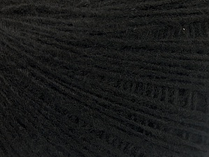 Fiber Content 100% Acrylic, Brand ICE, Black, Yarn Thickness 2 Fine  Sport, Baby, fnt2-60839