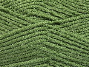 Fiber Content 50% Acrylic, 25% Alpaca, 25% Wool, Khaki, Brand ICE, Yarn Thickness 5 Bulky  Chunky, Craft, Rug, fnt2-60867