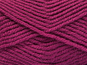Fiber Content 50% Acrylic, 25% Wool, 25% Alpaca, Orchid, Brand ICE, Yarn Thickness 5 Bulky  Chunky, Craft, Rug, fnt2-60869