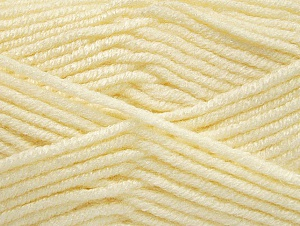 Fiber Content 100% Acrylic, Brand ICE, Ecru, Yarn Thickness 5 Bulky  Chunky, Craft, Rug, fnt2-60921