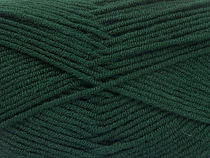 Fiber Content 100% Acrylic, Brand ICE, Dark Teal, Yarn Thickness 4 Medium  Worsted, Afghan, Aran, fnt2-60984