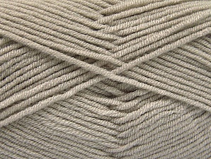 Fiber Content 100% Acrylic, Brand ICE, Beige, Yarn Thickness 4 Medium  Worsted, Afghan, Aran, fnt2-61279