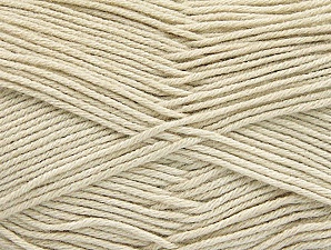 Fiber Content 60% Bamboo, 40% Polyamide, Light Beige, Brand ICE, Yarn Thickness 2 Fine  Sport, Baby, fnt2-61310