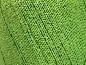 Yarn is best for swimwear like bikinis and swimsuits with its water resistant and breathing feature. Fiber Content 100% Polyamide, Light Green, Brand ICE, fnt2-61349