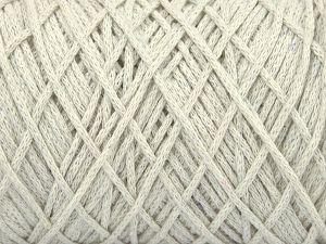 Fiber Content 100% Cotton, Brand ICE, Ecru, fnt2-61996