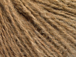 Fiber Content 50% Acrylic, 50% Wool, Light Brown, Brand ICE, fnt2-62305