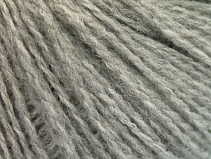 Fiber Content 50% Wool, 50% Acrylic, Brand ICE, Grey, fnt2-62309