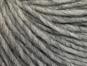 Fiber Content 50% Acrylic, 50% Wool, Light Grey, Brand ICE, Yarn Thickness 4 Medium  Worsted, Afghan, Aran, fnt2-62368
