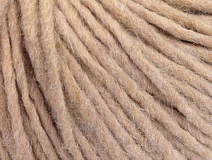 Fiber Content 50% Acrylic, 50% Wool, Powder Pink, Brand ICE, Yarn Thickness 4 Medium  Worsted, Afghan, Aran, fnt2-62369