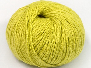 Fiber Content 50% Cotton, 50% Acrylic, Light Olive Green, Brand ICE, fnt2-62391