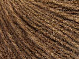 Fiber Content 50% Acrylic, 50% Wool, Light Brown, Brand ICE, fnt2-62510