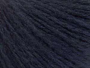 Fiber Content 60% Acrylic, 40% Wool, Navy, Brand ICE, fnt2-62512