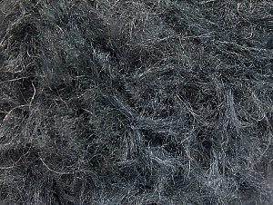 Fiber Content 95% Viscose, 5% Polyamide, Brand ICE, Grey, Yarn Thickness 4 Medium  Worsted, Afghan, Aran, fnt2-62551