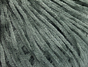 Fiber Content 100% Polyester, Brand ICE, Grey, fnt2-62611