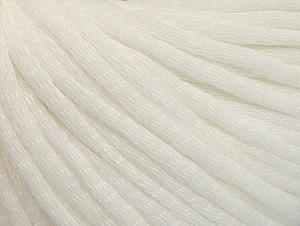 Fiber Content 67% Cotton, 33% Polyamide, White, Brand ICE, fnt2-62729