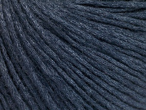 Fiber Content 35% Cotton, 35% Acrylic, 30% Wool, Jeans Blue, Brand ICE, fnt2-62789
