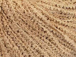 Fiber Content 100% Cotton, Brand ICE, Dark Cream, fnt2-62793