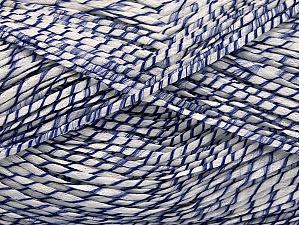 Fiber Content 87% Cotton, 13% Viscose, White, Brand ICE, Blue, fnt2-62928