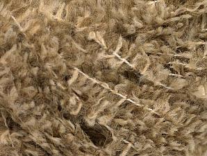 Fiber Content 40% Polyamide, 40% Wool, 20% Acrylic, Brand ICE, Camel, fnt2-62974