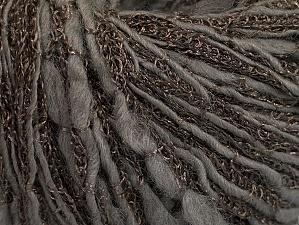 Fiber Content 50% Wool, 30% Acrylic, 20% Polyamide, Brand ICE, Grey, Camel, fnt2-62985