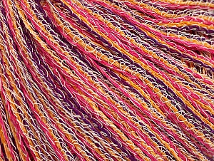 Fiber Content 100% Cotton, Purple, Pink, Brand ICE, Gold, Yarn Thickness 3 Light  DK, Light, Worsted, fnt2-63184