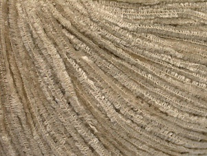 Fiber Content 100% Polyester, Brand ICE, Beige, Yarn Thickness 1 SuperFine  Sock, Fingering, Baby, fnt2-63198