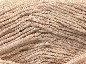 Fiber Content 100% Acrylic, Brand ICE, Camel Brown, Yarn Thickness 3 Light  DK, Light, Worsted, fnt2-22407