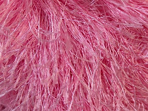 Fiber Content 100% Polyester, Light Pink, Brand ICE, Yarn Thickness 5 Bulky  Chunky, Craft, Rug, fnt2-22766