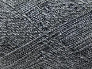 Fiber Content 100% Acrylic, Brand Ice Yarns, Grey, Yarn Thickness 2 Fine  Sport, Baby, fnt2-23583