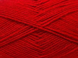 Fiber Content 100% Baby Acrylic, Brand Ice Yarns, Dark Red, Yarn Thickness 2 Fine  Sport, Baby, fnt2-33137