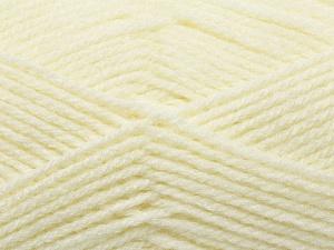 Fiber Content 100% Baby Acrylic, Brand ICE, Cream, Yarn Thickness 2 Fine  Sport, Baby, fnt2-36472
