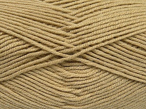 Outlast is a fiber technology that continuously interacts with a body's microclimate to moderate temperature from being too hot or too cold. Fiber Content 60% Micro Acrylic, 40% Outlast, Light Brown, Brand ICE, Yarn Thickness 4 Medium  Worsted, Afghan, Aran, fnt2-37307
