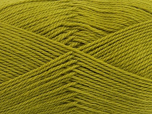 Fiber Content 100% Virgin Wool, Light Green, Brand ICE, Yarn Thickness 3 Light  DK, Light, Worsted, fnt2-42314