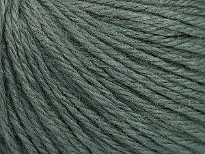Fiber Content 40% Merino Wool, 40% Acrylic, 20% Polyamide, Brand ICE, Grey, Yarn Thickness 3 Light  DK, Light, Worsted, fnt2-45804