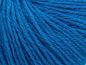 Fiber Content 40% Merino Wool, 40% Acrylic, 20% Polyamide, Turquoise, Brand ICE, Yarn Thickness 3 Light  DK, Light, Worsted, fnt2-45819