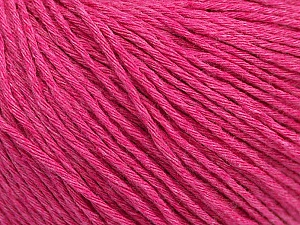 Fiber Content 100% Cotton, Pink, Brand ICE, Yarn Thickness 1 SuperFine  Sock, Fingering, Baby, fnt2-49124