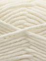 Fiber Content 50% Merino Wool, 50% Acrylic, White, Brand KUKA, Yarn Thickness 5 Bulky  Chunky, Craft, Rug, fnt2-16722