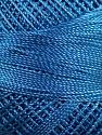 Fiber Content 100% Micro Fiber, Brand YarnArt, Blue, Yarn Thickness 0 Lace  Fingering Crochet Thread, fnt2-17321
